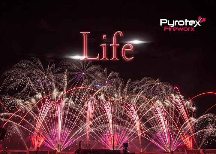 life civil fireworks