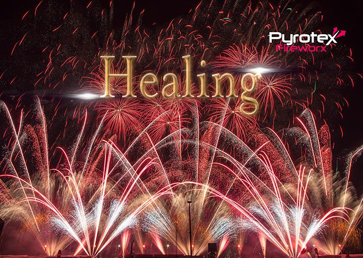 Healing civil Fireworks