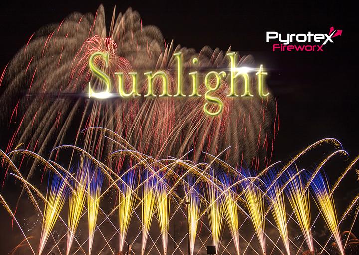 Sunlight Civil Fireworks